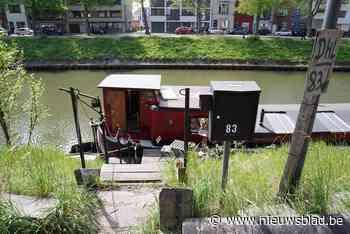 Altijd al gedroomd van een kantoorboot in Gent? Hier komen twee nieuwe ligplaatsen ...
