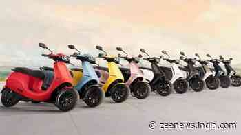 Ola sold Rs 1,100 crore of electric scooters in two days sale, says CEO Bhavish Aggarwal