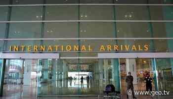 CAA extends coronavirus restrictions for inbound flights - Geo News