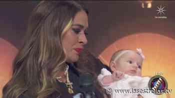 """Galilea Montijo conmueve al aparecer cargando a una hermosa bebé en Hoy: """"Me la regalan"""" - Las Estrellas TV"""