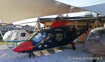 Samarate, Museo Agusta: festa per l'elicottero A109 - La Prealpina