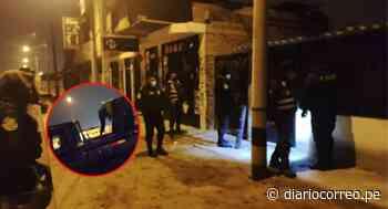"""La Libertad: Caen seis presuntos integrantes de """"Los Topos Elegantes del Norte"""" - Diario Correo"""
