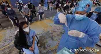 Trujillo: Llegan 110 mil dosis para aplicar segunda dosis contra el COVID-19 - Diario Correo