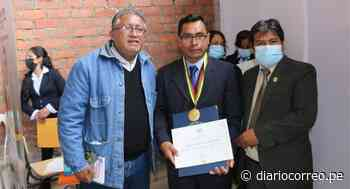 Brindan reconocimiento a 60 escritores y poetas de la región Pataz - Diario Correo