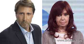 Fallo a favor de la libertad de expresión: rechazaron una demanda de Cristina Kirchner contra Eduardo Feinmann - infobae