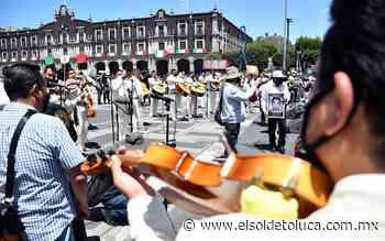 Cantan por la libertad; a son de mariachi piden la amnistía para familiares presos - El Sol de Toluca