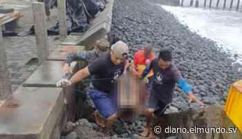 Policía investiga hallazgo de un cuerpo en el Puerto de La Libertad - Diario El Mundo