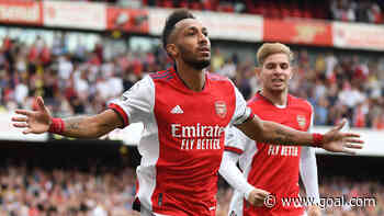 Arsenal captain Aubameyang remembers 'amazing' maiden North London derby