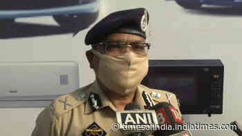 Desperate attempts being made to increase infiltration in J&K: DGP