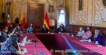 SeCultura se reúne con festivales para proyectar a Morelia - El Diario Visión
