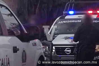 Ayuntamiento anterior no actualizó bases de datos sobre la inseguridad en Morelia: Alfonso Martínez - La Voz de Michoacán