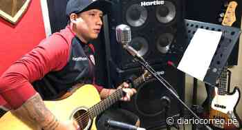 """Walker Luiz, vocalista de Adictos Crema: """"Universitario es algo adictivo, la pasión es así"""" - Diario Correo"""