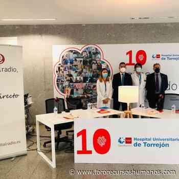 Valor Salud en directo desde el Hospital Universitario de Torrejón, 10 años creciendo contigo - Foro Recursos Humanos