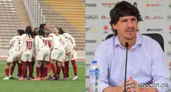 Universitario: Jean Ferrari criticó equipo femenino por su participación en Copa Libertadores - El Bocón