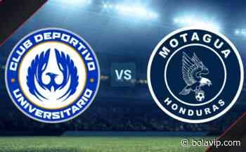 Universitario vs. Motagua EN VIVO por la Liga Concacaf 2021 | Ida de los octavos de final | Hora y canal de TV - Bolavip