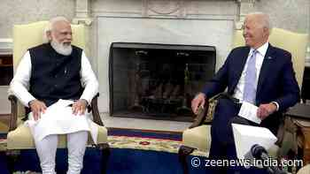 Discussed ways to strengthen cooperation, deal with COVID, climate change: PM Narendra Modi after meeting President Joe Biden