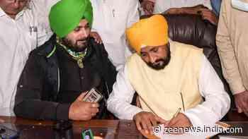 SAD urges Charanjit Singh Channi to not let Navjot Sidhu treat him like `rubber stamp`