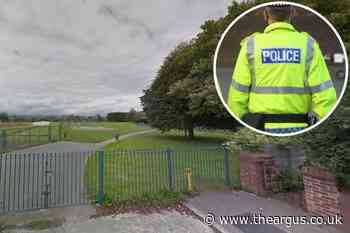 Teenager arrested after assault on 14-year-old boy in West Park, Worthing