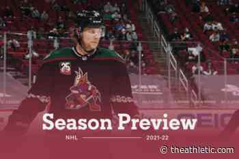Arizona Coyotes 2021-22 season preview - The Athletic