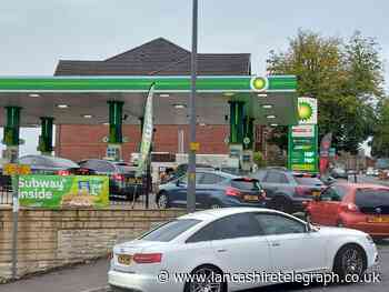 EG Group to limit fill-ups to £30 per customer at its forecourts