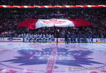 Ontario increases capacity for sporting events, ahead baseball playoffs, NHL season