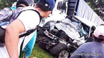 Fuerte accidente de tránsito deja 20 personas lesionadas en Nahuizalco, Sonsonate - Diario La Huella