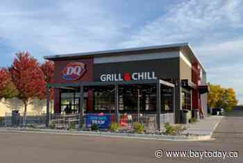 This November, Sturgeon Falls will be grilling and chilling in new Dairy Queen