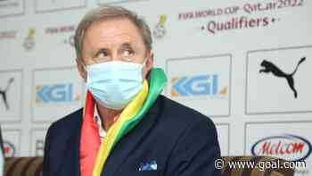 Ghana coach Rajevac fancied World Cup-winning chances during first spell