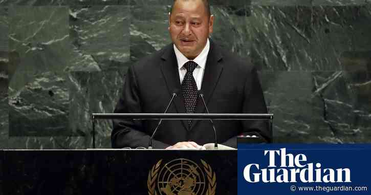 'It really woke parliament up': King of Tonga criticises government handling of drugs crisis