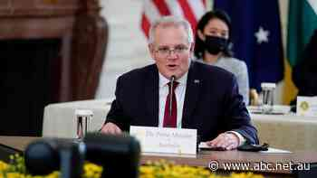 Scott Morrison stresses importance of 'free and open' Indo-Pacific