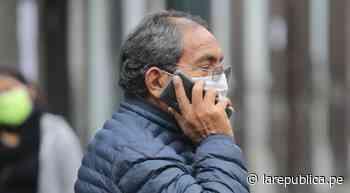 Arequipa: operadoras brindan menor calidad de telefonía a Tiabaya, Yura y Sachaca - La República Perú