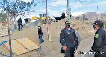 GRA recuperó tierras en Yura ocupadas por grupo de traficantes - Diario Correo