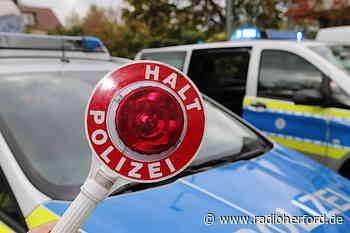 Autobahnpolizei stoppt E-Bike-Fahrer bei Bad Oeynhausen - Radio Herford