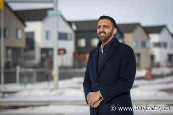 Police looking at new Calgary MP after video appears to show flyer swap on doorstep