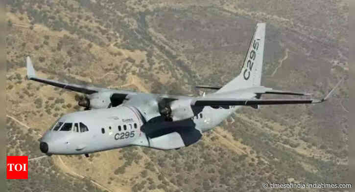 Union defence ministry inks Rs 21,000 crore deal with Airbus for 56 IAF planes