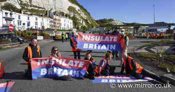 Insulate Britain protesters banned from roads in legal bid to stop more travel chaos