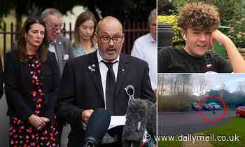 How vile social media stole our son's life: Olly Stephens, 13, went to a park and never came back