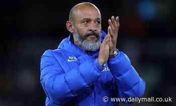 Tottenham boss Nuno Espirito Santo admits to ignoring heading-limit guidelines in training