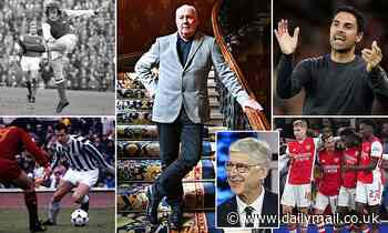Liam Brady on Arsenal's plight, joining star-studded Juventus and his best goal ever against Spurs