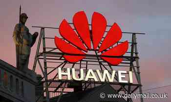 Labour under fire for allowing banned Chinese tech firm Huawei to take part in event at conference
