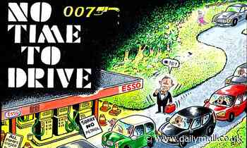 PAUL THOMAS on... the fuel crisis