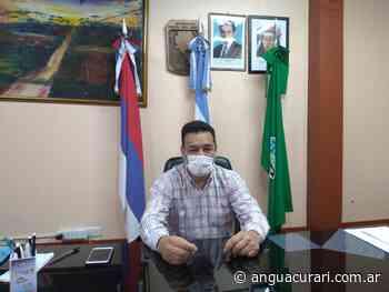 """Dos Santos """"A partir del 1 de octubre vamos a habilitar los eventos bajo estricto protocolo"""" - Agencia de Noticias Guacurari"""