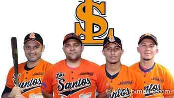 Béisbol Mayor: Carlos 'Trompito' Muñoz dice que Los Santos 'viene a competir' - TVMAX Panamá