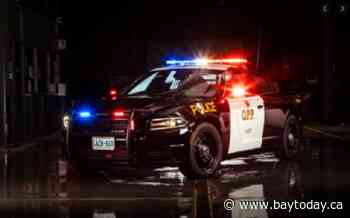 Fake cop pulls over and accosts a driver east of Mattawa