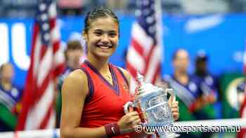 Raducanu axes coach just weeks after US Open triumph