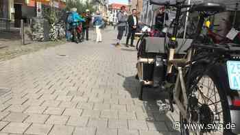 Europäische Mobilitätswoche: Weniger Autos, mehr Fahrräder in Crailsheim? - SWP