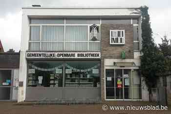 Bib van Waarschoot weer even dicht voor schilderwerken - Het Nieuwsblad