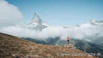 Overtourism: Alpen vor dem Kollaps - Süddeutsche Zeitung - SZ.de