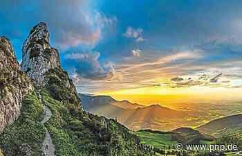 """Prächtiger Band über das """"Naturparadies Chiemgauer Alpen"""" - Passauer Neue Presse"""