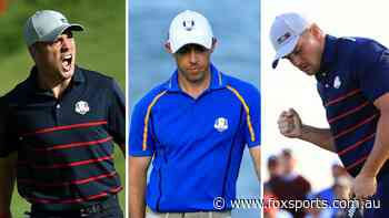 US gamble pays off BIG time as Rory horror show leaves Europe in a mess: Ryder Cup Wrap